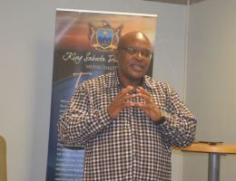 KSD MUNICIPALITY CONSULTING WITH STAKEHOLDERS TO ACCELARETE BIGM PROJECT IMPLEMENTATION