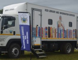 KSD MUNICIPALITY ON A DRIVE TO BRING LIBRARY SERVICES ON WHEELS
