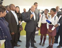 Mvezo Gets a R30 Million School