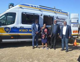 NEW FLEET TO IMPROVE SERVICE DELIVERY AT KSD