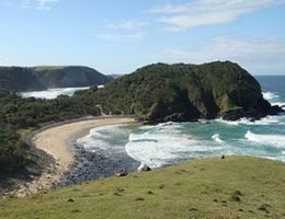 Plans to Develop Coffee Bay Town are Forging Ahead